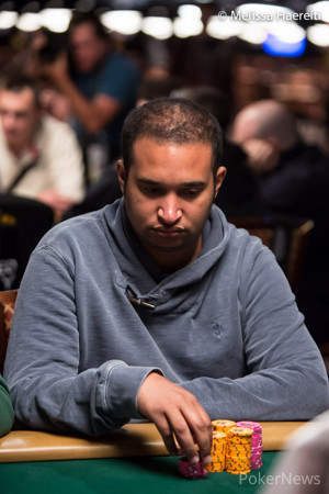 Ismael Bojang (Day 2) - 15th Place