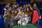 Vanessa Selbst Wins Event #2: $25,000 Mixed-Max No-Limit Hold'em ($871,148)