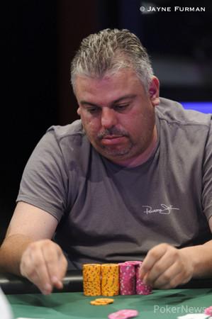 Steve Lustig - 7th Place
