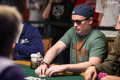 Can Paul Volpe capture his first WSOP bracelet?