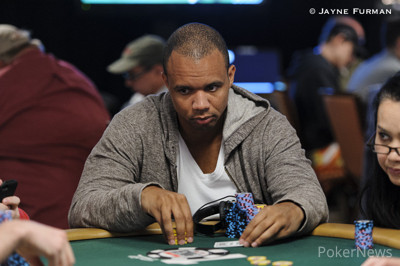 Phil Ivey - Not a fan of schedules