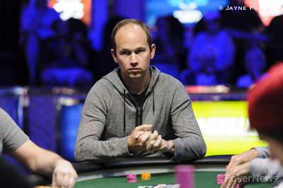 John Monnette - 6th place