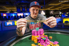 Paul Volpe Wins First WSOP Bracelet in Event #13 $10,000 No-Limit 2-7 Draw Lowball Championship ($253,524)!