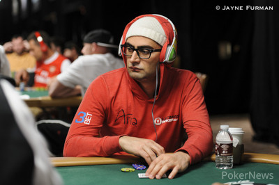 Antonio Esfandiari, pictured in a different event.