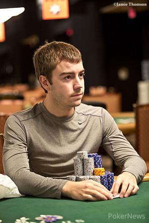 Brian Tate - 26th Pace