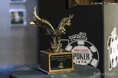 The Golden Eagle Trophy