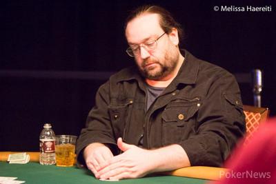 Todd Brunson - Eliminated