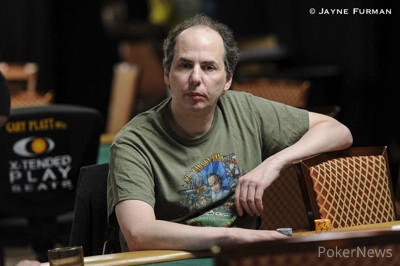 Allen Kessler is among the pros who have enjoyed their first WSOP Dealer's Choice experience