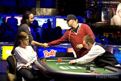 Tony Ruberto - 3rd Place