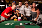 Todd Bui earns the win