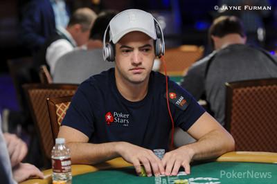 Joe Cada - Eliminated
