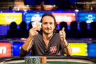 Davidi Kitai Wins Event #15: $3,000 Six-Handed NLHE for Third Bracelet ($508,640)