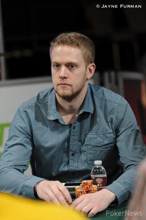 Ryan Schoonbaert - 8th place