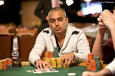 Hiren Patel is leading the pack