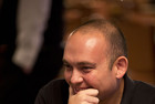 Thayer Rasmussen is in good position to take down the bracelet.