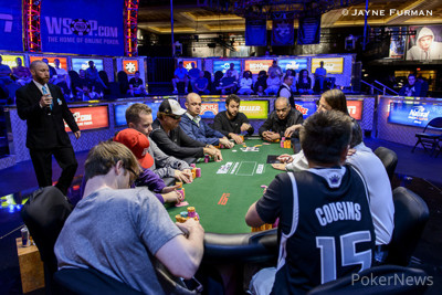 Event 20 Final Table