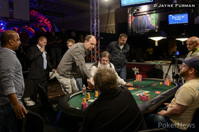 Erik Seidel is eliminated in 6th place