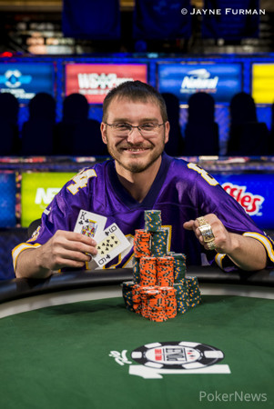 Event #24 Champion Kevin Eyster