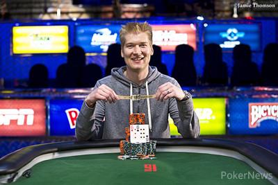 Andrew Rennhack -- Event #26 Champ