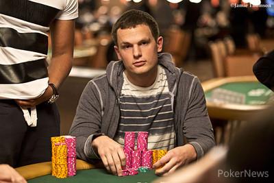 Chip Leader Matt O'Donnell.