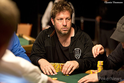 Matt Salsberg is among the final 20 competing for a bracelet.