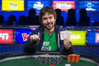Pierre Milan Wins Event #29 $2,500 No-Limit Hold'em ($536,768)