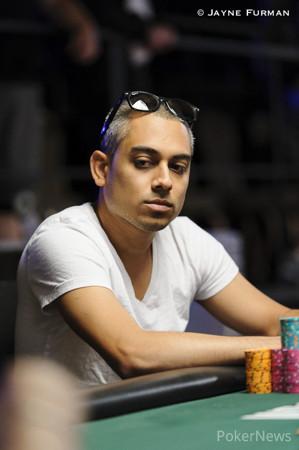Hiren Patel - 10th Place