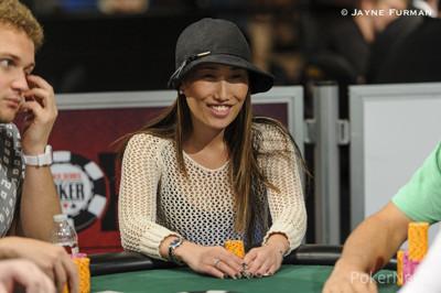 Melissa Burr - 5th place