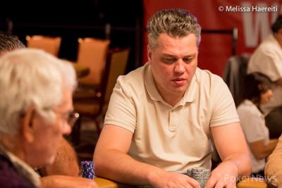Sergey Rybachenko - 12th Place