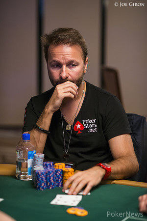 Would you take 40-1 from Daniel Negreanu?