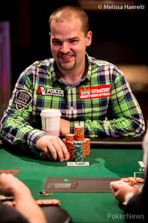 Matt Stout - 3rd Place