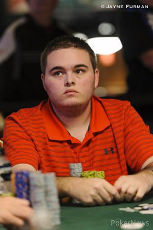 Adam Crawford - 8th place
