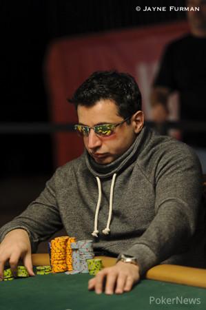 Ali Eslami - 11th place