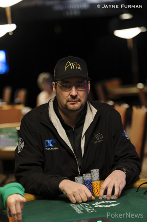 Phil Hellmuth - 18th Place