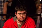 Chip Leader Steven Wolansky