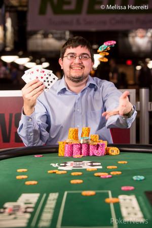Champion Steven Wolansky
