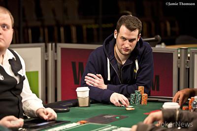 Josh Bergman - 3rd Place