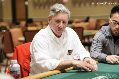Mike Sexton (Event 37) - Eliminated