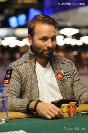 Daniel Negreanu - 10th Place