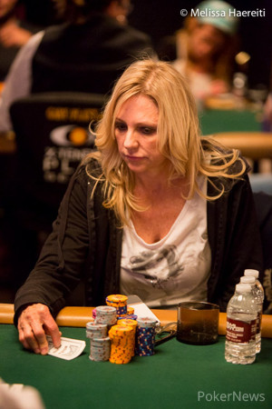 Jennifer Harman - 10th Place