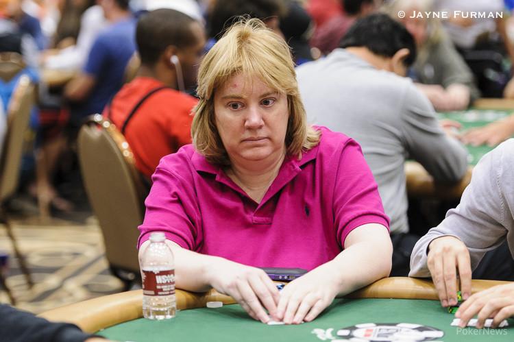 Kathy Liebert | Poker Players | PokerNews