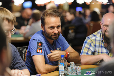 Daniel Negreanu received career WSOP cash #75 today