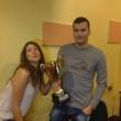 Runner UP Ilija Aleksić + honeyyy