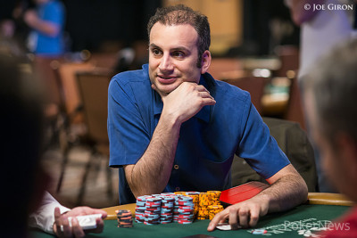 Abe Mosseri - Chip Leader