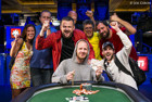 Jesse McEuen Wins $1,500 Ante-Only No-Limit Hold'em ($212,093)