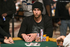 Brandon Shack-Harris leads the unofficial final table