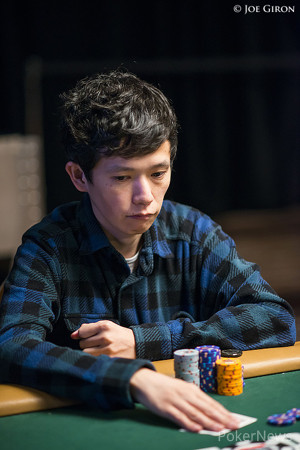 Kiyokazu Nishikawa - 15th Place