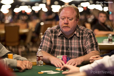 Dan Heimiller - Chip Leader
