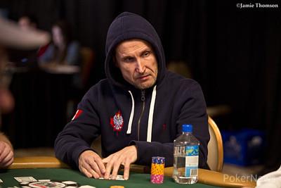 Andrei Kaigorodtcev - 16th Place