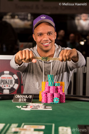 Phil Ivey Wins 10th WSOP Gold Bracelet
